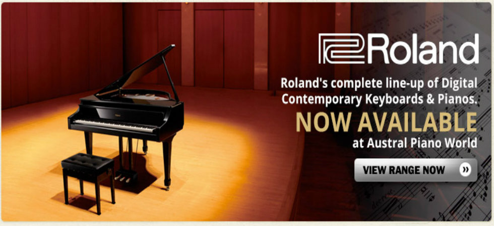 Buy Roland Pianos In Australia