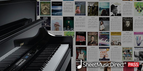 Order Sheet Music On Line, great deals for certain Roland Models