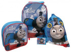 Thomas the Tank Engine 4 Piece Travel Set -Trolley, Backpack Trainer Bag, Wallet