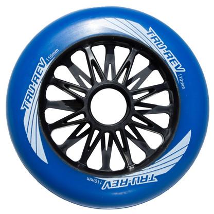 TruRev 110mm skate wheel - Blue Thunder