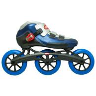 Trurev 3-125 Smoke Um with Carbon skate Frame