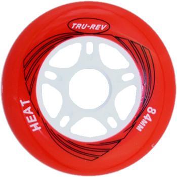 TruRev 84mm skate wheel - Heat