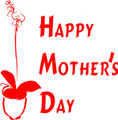 Wall Decals and Stickers - Happy mother's day