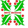 Wall Decals and Stickers -Merry christmas