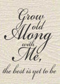 Wall Decals and Stickers – Grow old along with me