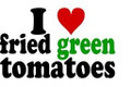 Wall Decals and Stickers -I love fried green tomatoes