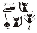 Wall Decals and Stickers -- Cats