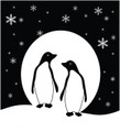 Wall Decals and Stickers - Two Penguins