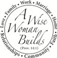 Wall Decals and Stickers - A wise women Bible Quote
