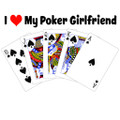 Wall Decals and Stickers – love my poker girlfriend