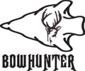 Wall Decals and Stickers –bow hunting