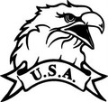 Wall Decals and Stickers – usa eagle