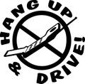 Wall Decals and Stickers –  hang up and drive