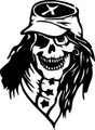 Wall Decals and Stickers  –   pirate