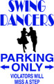 Wall Decals and Stickers   –   dancers