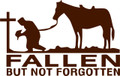 Wall Decals and Stickers –  fallen but not forgotten