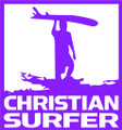 Wall Decals and Stickers   –   christian surfer