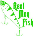 Wall Decals and Stickers   –    real men fish