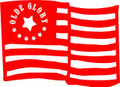 Wall Decals and Stickers - American flag: olde glory (2)