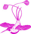 Wall Decals and Stickers –  Hummingbird