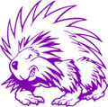 Wall Decals and Stickers – Porcupine