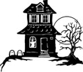 Wall Decals and Stickers – Halloween House