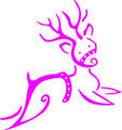 Wall Decals and Stickers –  Reindeer
