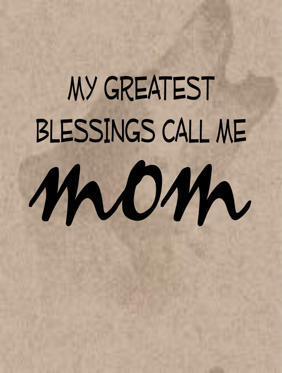 the blessings of being a mother Blessings of being a mother by seema chowdhury a mothers heart is like a safety deposit box where we keep all our joy pain and hope and above all our memories to cherish a mothers soul is tender .