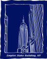 Wall Decals and Stickers –  Empire State Building