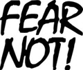 Wall Decals and Stickers – Fear Not