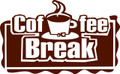 Wall Decals and Stickers –  Coffee Break     Design