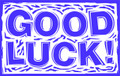 Wall Decals and Stickers –  Good Luck *