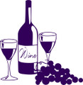 Wall Decals and Stickers –  Wine **