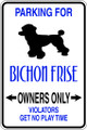Wall Decals and Stickers - Bichon Frise