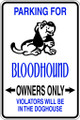 Wall Decals and Stickers - Bloodhound