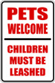 Wall Decals and Stickers - Pets Welcome