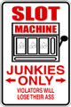 Wall Decals and Stickers - Slot machine