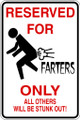 Wall Decals and Stickers - Farters