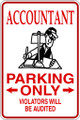 Wall Decals and Stickers - Accountant