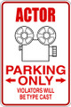 Wall Decals and Stickers - Actor