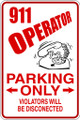 Wall Decals and Stickers - 911 operator