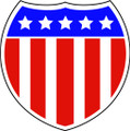 Wall Decals and Stickers - American Badge