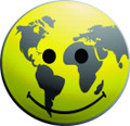 Wall Decals and Stickers - Smiling Earth