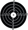 Wall Decals and Stickers - 5-10 Target Board