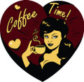 Wall Decals and Stickers - Coffee Time
