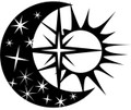 Wall Decals and Stickers - Sun Moon Star