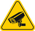 Wall Decals and Stickers - CCTV Camera