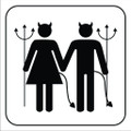 Wall Decals and Stickers - Devil Lovers