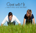 Wall Decals and Stickers - Come unto me.. (3)