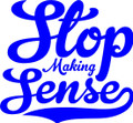 Stop Making Sense Room - Wall Decals & Stickers